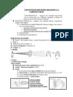 C1 - Modalitati de Investigare Radio-imagistica