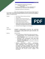 Instruksi Presiden Tahun 2005-15-05
