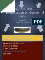 tech 600 notebook