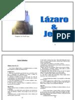 Lazaro e Jesus