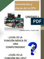 Arquitecturas Del Cpu