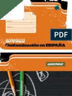 Contaminaci n en Espa A