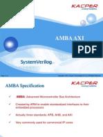 AMBA Protocol