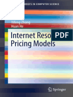 Internet Resource Pricing Model - Ke Xu