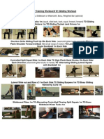 Circuit Training Workout # 81 Gliding Workout