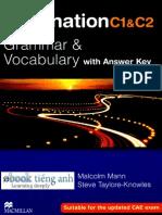 Destination C1-C2 Grammar & Vocabulary