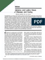 Curendaros and Latino Folk Medicine