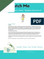 Match Me Printable Math Game Bonus Display Cards Worksheet[1]