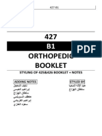 ORTHO Booklet 427-B1 Final