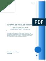 Ejm-II -Informe de Perfil de Riesgo