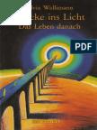 Silvia Wallimann - Brücke ins Licht - Das Leben danach