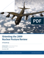 Nuclear Posture 2009-2010