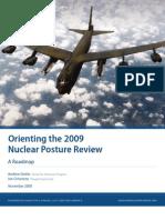 Nuclear Posture 2009-2010