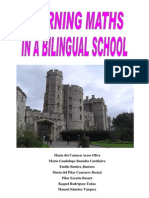 Learning Maths in a Bilingual School