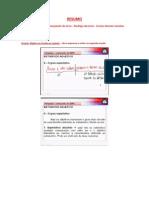 Resumo - Curso de Português - Começando do Zero - Rodrigo Bezerra - Aula 03.1 a Aula 03.4