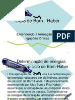 Ciclo de Born Haber
