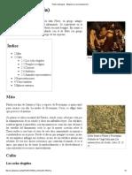 Plutón (mitología) - Wikipedia, la enciclopedia libre