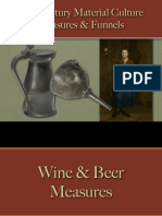 Drinking - Measures & Funnels