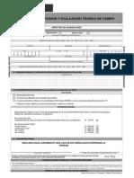 Formulario x Supervision y Evaluacion Tecnica de Campo (1)