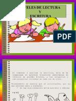 Niveles de Lectura y La Escritura