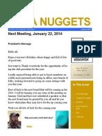 January 2014 NUPA Newsletter