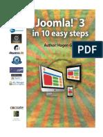 1 - Joomla 3 in Ten Easy Steps