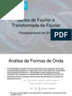 T7 - Séries de Fourier e Transformada de Fourier