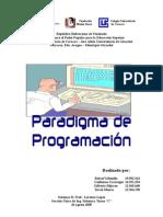 Paradigma de Programacion.(1)