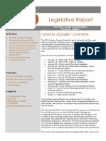 Indiana Legislative Update # 1