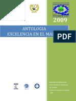 ANTOLOGIA Exelencia en El Mando
