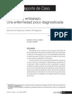 Caso Clinico Listeriosis y Embarazo