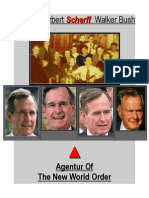 George Herbert Scherff Walker Bush
