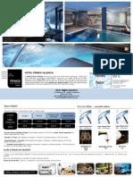Paquete Relax - Hotel Primus Valencia FRENCH