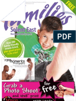Families Solent East magazine, March April 2009, issue 21