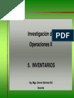 Inventarios I