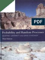 Grimmett g.r., Stirzaker d.r. Probability and Random Processes (3ed., Oxford, 2001)(1)