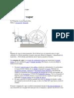 La historia de la máquina de vapor