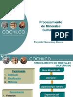 Procesamiento Minero Chile