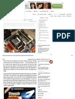 Những vấn đề cần lưu ý khi nâng cấp CPU và RAM _ Tạp chí e-CHIP