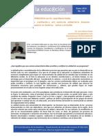 Viaña, José María. Una mirada a la Acreditación y Certificación de la Calidad de la ES