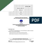 stpm percubaan 2009 perlis bahasa melayu kertas 2