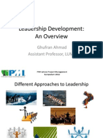 Leadership Development PMI - Jan 2012_Dr_Ghufran