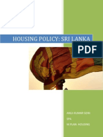 Housing Policy-Sri Lanka