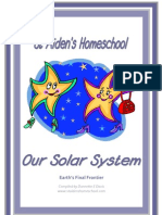 Our Solar System PV1