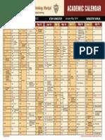 AcademicCalender 2013 14 Revised