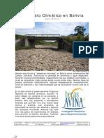 Reportaje Cambio Climatico/ Alain Muñoz