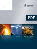 Bohler Oil Gas Apllications
