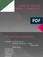 Programa Arquitectonico Centro Comercial