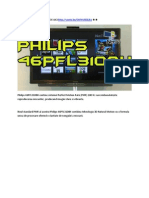 Philips 46PFL3108H - Televizor Philips 46PFL3108H