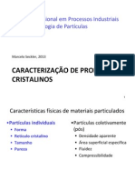 AULA Caracterizacao Particulas 2013